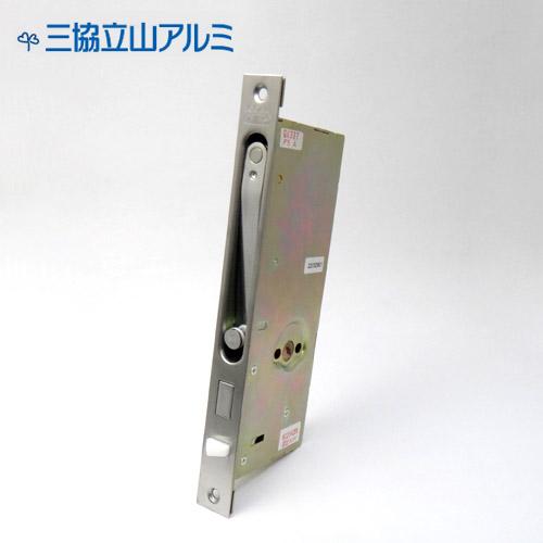 ADタイプ用 三協立山アルミ向け GOAL GKS 錠ケース ガードロック錠 交換 取替えバックセット51mm GKS