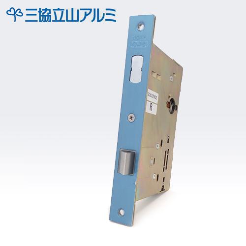 三協立山アルミ 錠ケース GOAL PXG 箱錠 交換 取替えバックセット64mm 主な使用ドア:CAPIOS カピオス など ゴール PXG