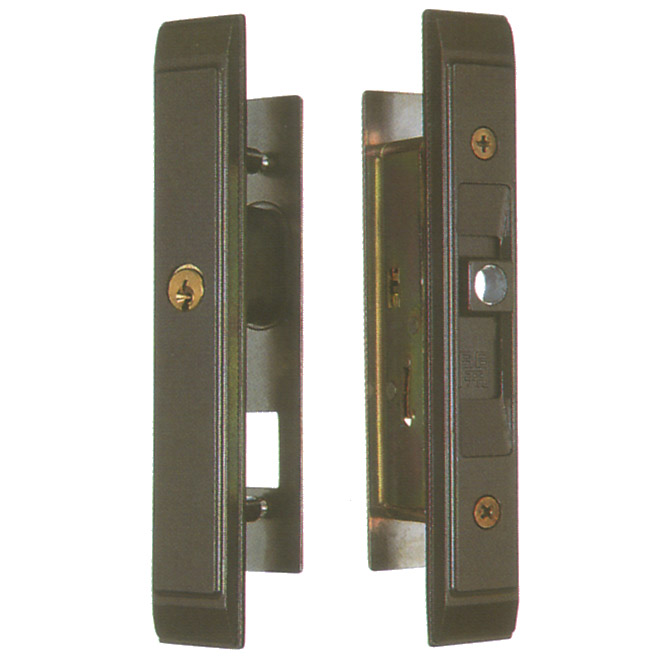 WEST製 アルミサッシ 引戸錠 召合せ KH-D 汎用タイプ  引き戸 KHD 引戸 引違戸