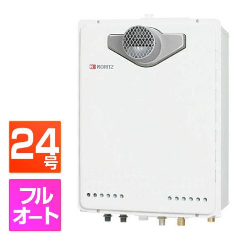 GT-2450AWX-T-2 BL ノーリツ ガスふろ給湯器 24号 [フルオート][設置フリー][PS扉設置] 02P09Jul16