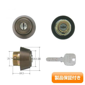 MIWA(美和ロック) JNシリンダー BHタイプ MCY-178 MIWA KABA BH/LD/DZ 保証対象商品