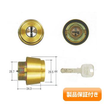 MIWA(美和ロック) JNシリンダー BHタイプ MCY-244 MIWA KABA BH/LD/DZ 保証対象商品