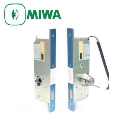 MIWA(美和ロック) AL3M-2 本締り 電気錠 セット片面シリンダー