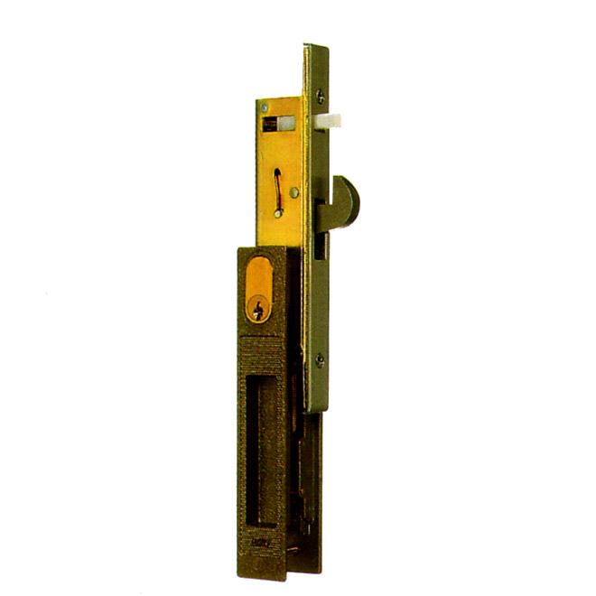 WEST製 アルミサッシ 戸先錠 SMKH-21  引き戸 主な使用サッシ:不二 など SMKH21 引戸 引違戸