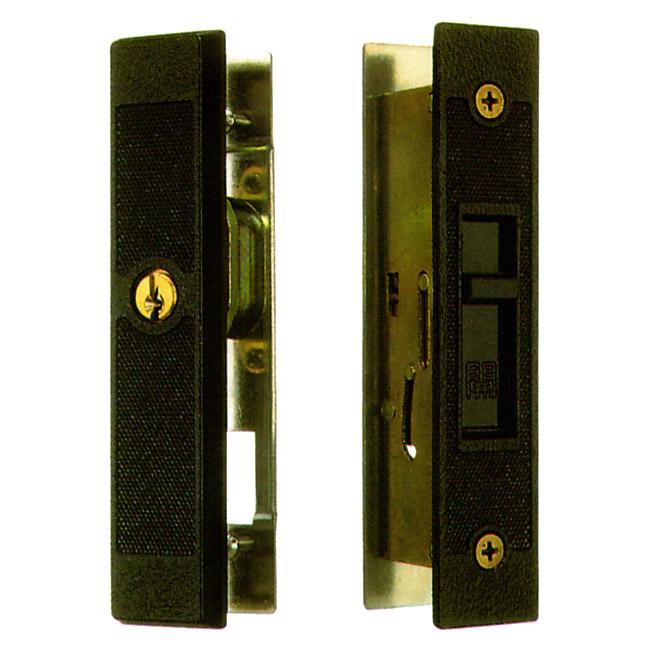 WEST製 アルミサッシ 召合錠 SMKH-53  引き戸 主な使用サッシ:YKK, 高級引戸 など SMKH53 引戸 引違戸