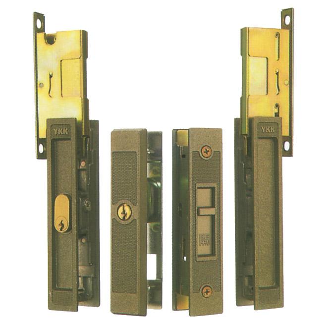 WEST製 YKK アルミサッシ 召合錠+戸先錠 引き戸 SMKH-304SMKH304引戸/引違戸 02P09Jul16