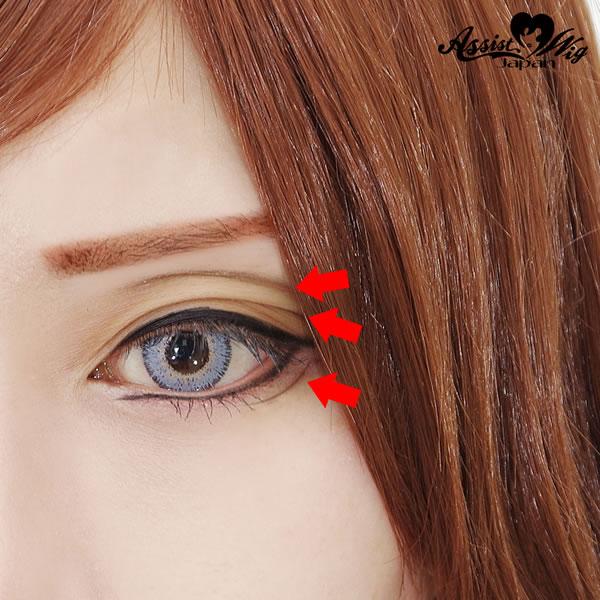 双线眼线笔AS古装戏制造防水液体型