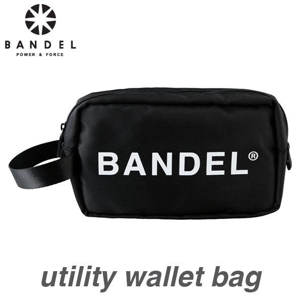 バンデル ユーティリティ ウォレットバッグ (送料無料) BANDEL