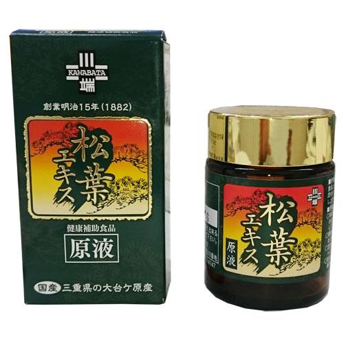 ★送料無料!松葉エキス 原液 60g発売元:川ばた乃エキス 赤松の葉
