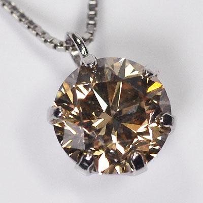 【一部予約販売】 プラチナ・ダイヤモンド0.903ct(FB・SI2・鑑定書付) スタッドペンダント(ネックレス) 1カラットに迫るサイズ プラチナダイヤモンドネックレス, 清和村:b7482bdd --- beautyflurry.com