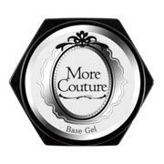 More Couture モアクチュール モアジェル 5g 即日出荷 お気に入り ベースジェル LED