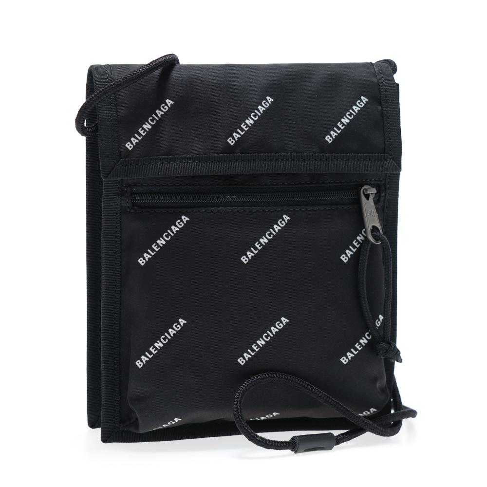 バレンシアガ ショルダーバッグ ミニバッグ BALENCIAGA 532298 9EL75 1060 メンズ レディース ブラック エクスプローラー