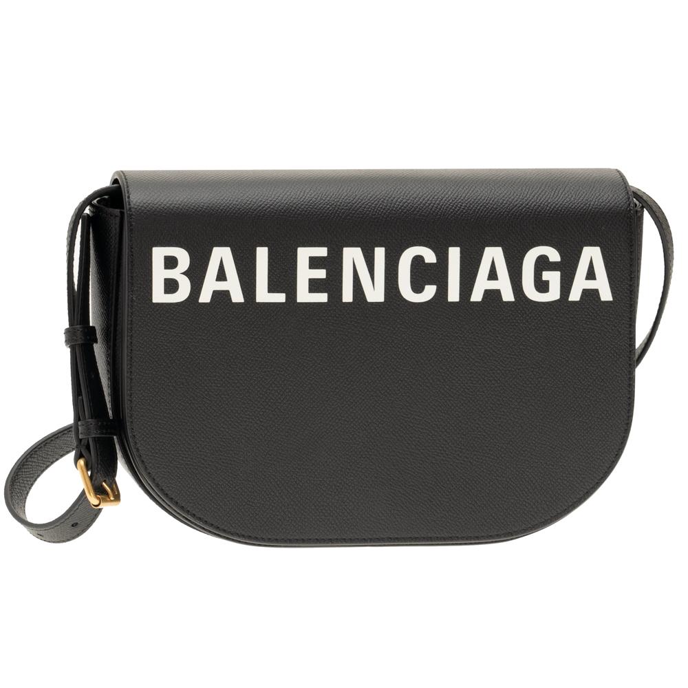 ギフトラッピング対応 バレンシアガ 価格 ショルダーバッグ レディース 542207 BALENCIAGA セール VILLE DAY SHOULDER ギフト クリスマス 革 送料無料お手入れ要らず プレゼント ヴィル BAG 00TNM ブラック レザー 1090
