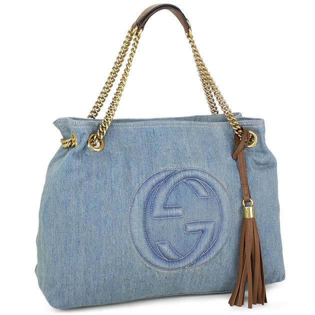gucci bags soho. gucci by gucci bag soho gg denim chain shoulder 308982, kjz1t, 4360 bags soho