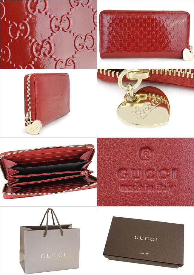 fe1937a81f7 And Gucci wallets purse GUCCI zip around wallet micro guccissima 308260 red  heart Gucci Womens Gucci GUCCI ☆ reviews to write!