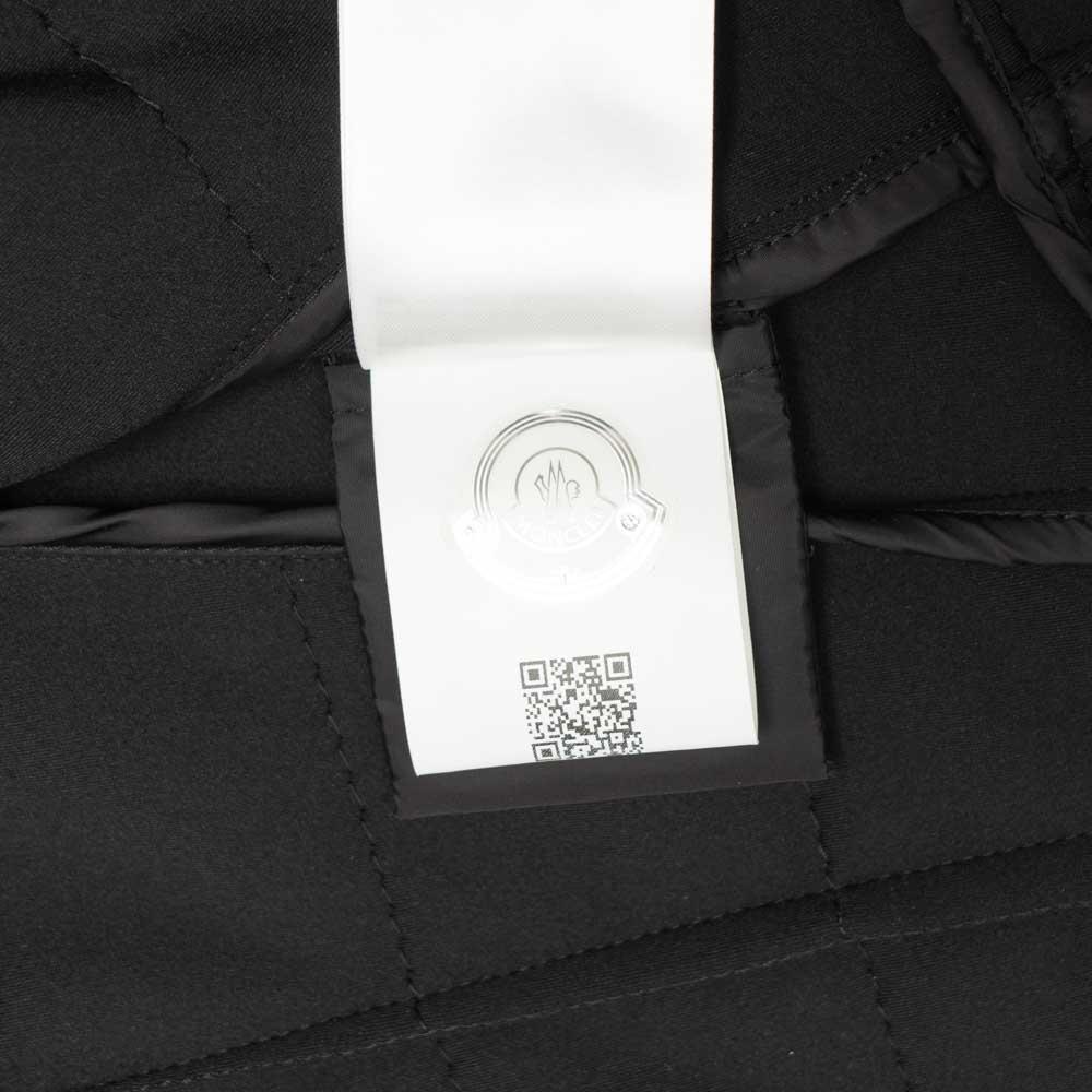 モンクレール MONCLER レディース ジャケット ジップアップ ジャンパー フード付 ブラック ANDRADITE GIUBBOTTO 0 スリム 送料無料CxtQdhrs