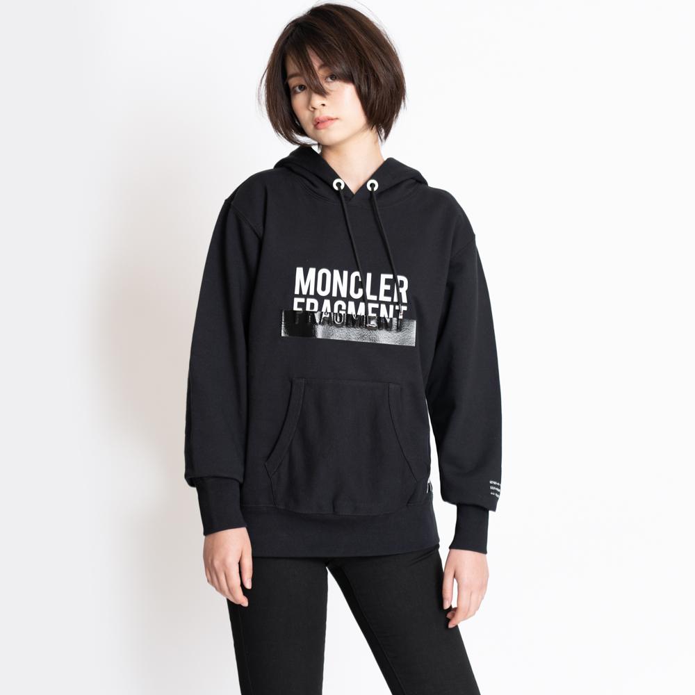 モンクレール ジーニアス パーカー 7 MONCLER FRAGMENT HIROSHI FUJIWARA GENIUS ブラック サイズS メンズ レディース 藤原ヒロシ 8003750 809DW 999 MAGLIA
