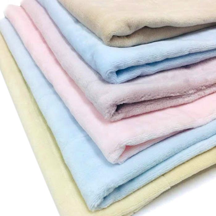 海外並行輸入正規品 丁寧に仕上げた肌触りのいいミニ綿毛布です ひざかけや保育園のお昼寝に 入園準備 日本製 お買い得 シール織 格安店 ふわふわ ふわりやわらかベビー綿毛布 100×70cm