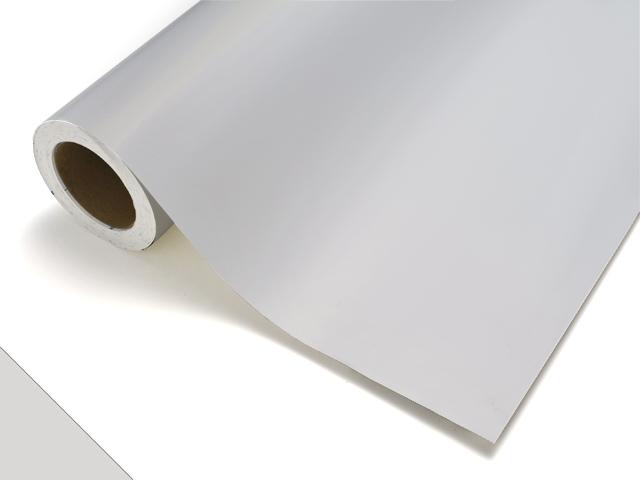 【カッティングシート】 715Mシルバーホワイトマット(つや消し)R寸/450mm幅×12m(ロール)