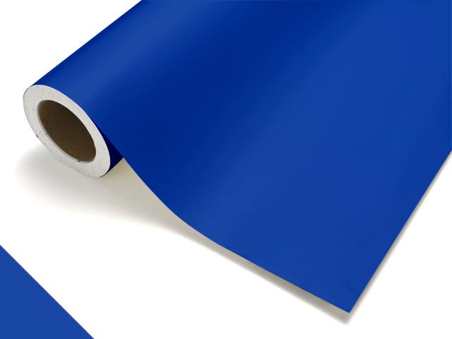 【タフカル 不透明タイプ】4542 コバルトブルー F寸/1010mm幅×20m(ロール)