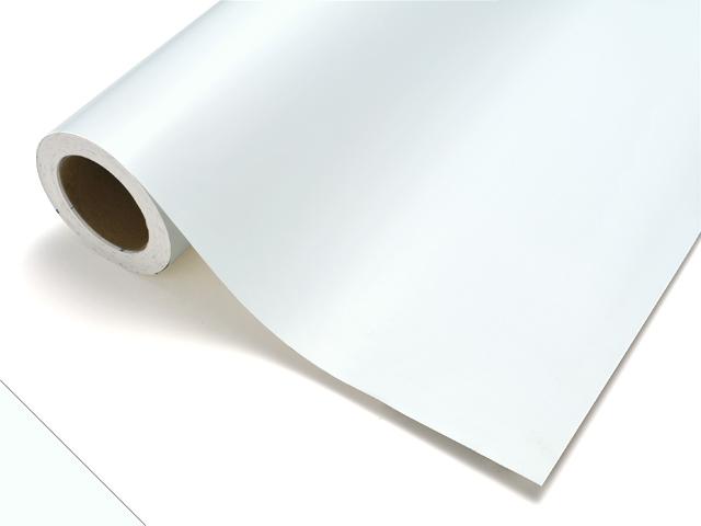 【タフカル 不透明タイプ】4711G ホワイト(糊面グレー) F寸/1010mm幅×20m(ロール)