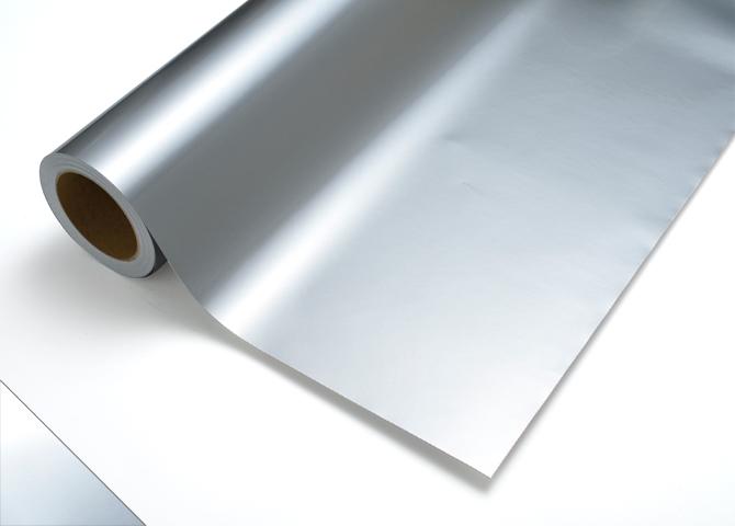 【タフカル 不透明タイプ】4851 シルバー F寸/1010mm幅×20m(ロール)