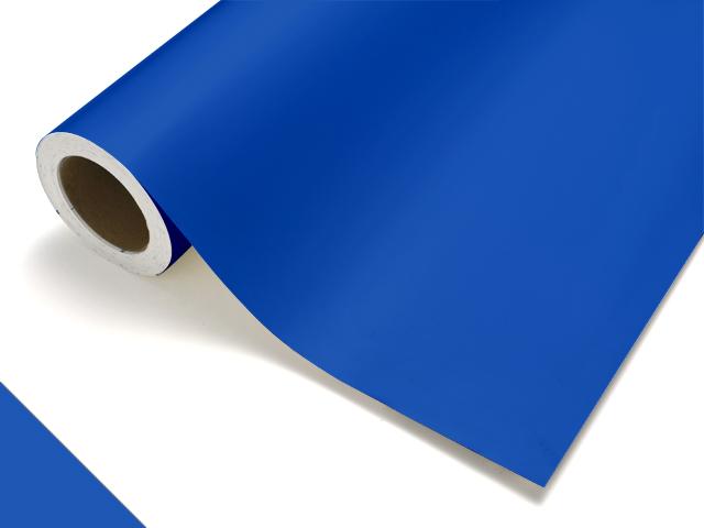 【タフカル 不透明タイプ】S4519 デルフィニウムブルー F寸/1010mm幅×20m(ロール)