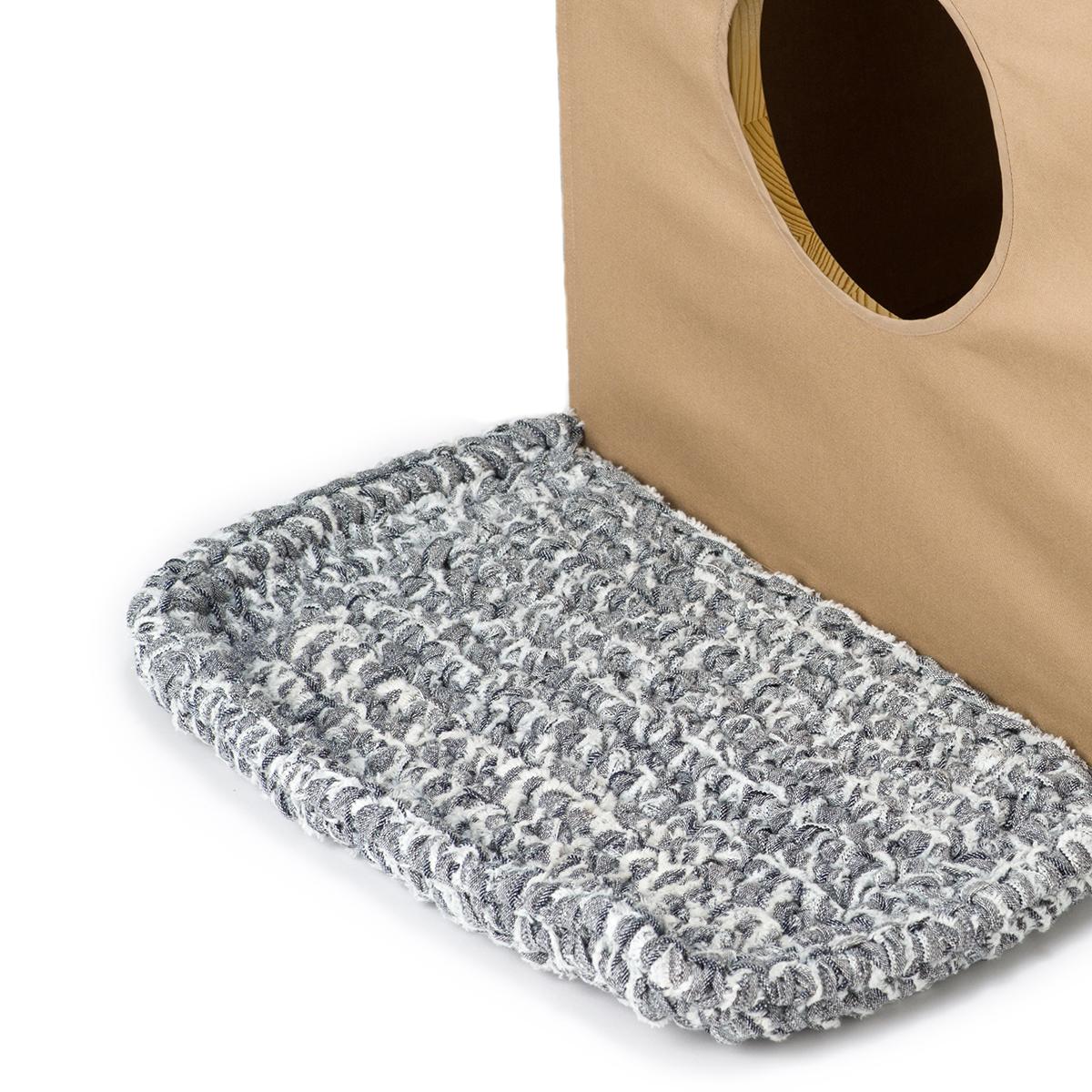 トイレ 砂落とし 飛散防止 猫 あみあみマット
