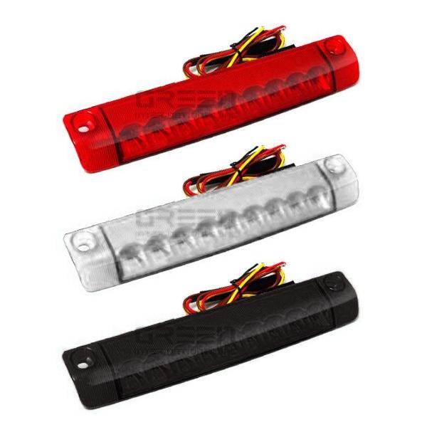 送料無料 LEDハイマウントランプ プリウス30系 プリウスPHV 40系プリウスα プリウスアルファ アクア10系 AQUA