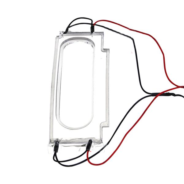 ムーヴ ムーブ MOVE LED シフト イルミネーション メール便送料無料 シフトゲートLED ルームランプ ダイハツ L175 ホワイト ブルー グリーン L185 LEDイルミネーション シフトゲート シフトノブ 当店限定販売 LEDパネル インテリアパネル 選択 ピンク