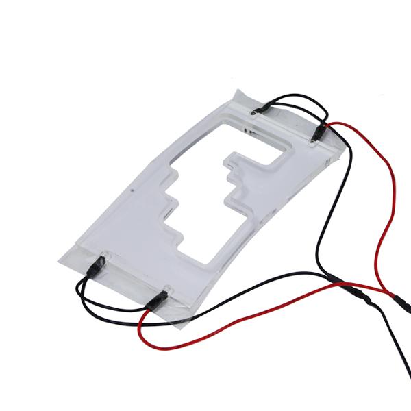 アルファード ヴェルファイア LED シフト イルミネーション メール便送料無料 シフトゲートLED ルームランプ 超人気 トヨタ 30系 送料無料でお届けします シフトノブ LEDパネル インテリアパネル ホワイト シフトゲート ピンク LEDイルミネーション グリーン ブルー