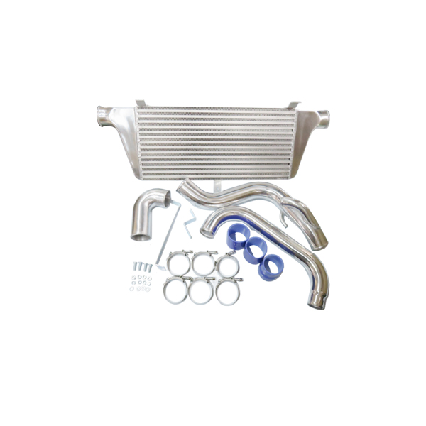 S14 S15 シルビア 240SX LS SR20DET インタークーラーセット 【インター クーラー コア パイピング ホース など 冷却 パーツ メンテナンス 整備 DIY アルミ製 フル パイピング キットセット などお探しの方に】