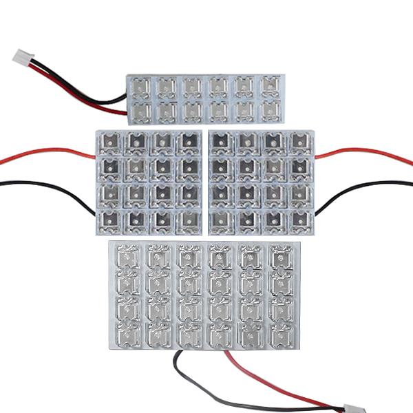 ルームランプLED 車種専用設計 なので 取付簡単 車内灯 ライト ノート NE11 買収 希少 H17~ 68発 日産 ブルー ラゲッジ 電球 トランク ルーム球 青 カーアクセサリー 室内灯 にも ルームライト FLUX