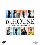 Dr.HOUSE/ドクター・ハウス コンプリート DVD BOX (本編7771分)[GNBF-3540]【発売日】2016/7/22【DVD】