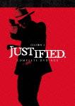 JUSTIFIED 俺の正義 シーズン1 コンプリートDVD-BOX (本編543分)[HPBR-53]【発売日】2016/10/4【DVD】