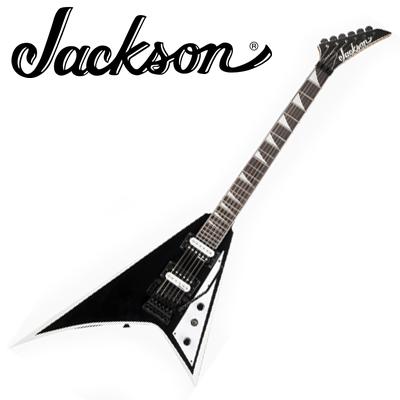 【楽器】JACKSON JS32 RHOADS Black with White Bevels / ジャクソン JS32 ローズ / エレキギター