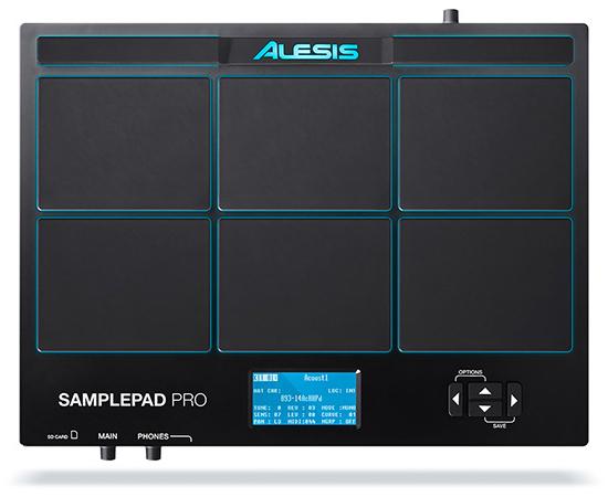 【楽器】ALESIS SamplePad Pro / アレシス サンプルパッドプロ / ドラムパッド