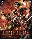 DRIFTERS Blu-ray BOX (特装限定生産版/本編295分+特典23分)[GNXA-1870]【発売日】2016/12/30【Blu-rayDisc】