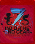 Tokyo 7th シスターズ/t7s 2nd Anniversary Live 16'→30'→34' -INTO THE 2ND GEAR- (初回生産限定版/178分)[VIZL-1094]【発売日】2017/1/11【Blu-rayDisc】