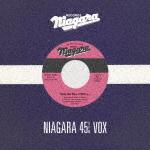 大滝詠一/NIAGARA 45RPM VOX (4500セット完全生産限定盤)[SRKL-3041]【発売日】2017/3/21【レコード】