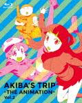 「AKIBA'S TRIP -THE ANIMATION-」Blu-rayボックス Vol.2[GDBB-1196]【発売日】2017/6/2【Blu-rayDisc】