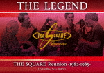 "THE SQUARE Reunion/""THE LEGEND"" / THE SQUARE Reunion -1982-1985- LIVE @Blue Note TOKYO[OLBL-70007]【発売日】2017/12/6【DVD】"