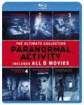 パラノーマル・アクティビティ アルティメットBlu-rayコレクション (初回生産限定版/本編527分)[PJXF-1171]【発売日】2018/8/22【Blu-rayDisc】