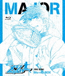 メジャー[飛翔! 聖秀編] Blu-ray BOX[EYXA-11984]【発売日】2018/9/21【Blu-rayDisc】