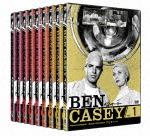 ベン・ケーシー Vol.1 バリューパック (世界初DVD化/本編864分)[DLDM-101]【発売日】2018/9/12【DVD】