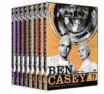 ベン・ケーシー Vol.3 バリューパック (世界初DVD化/本編768分)[DLDM-103]【発売日】2018/9/12【DVD】