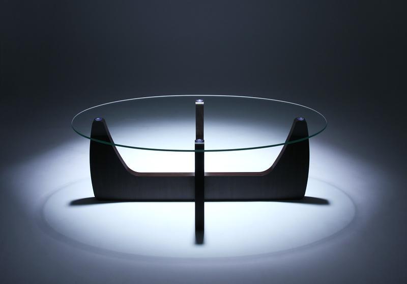 【単品】ローテーブル 2WAYローテーブル【Clud】クルード【代引不可】