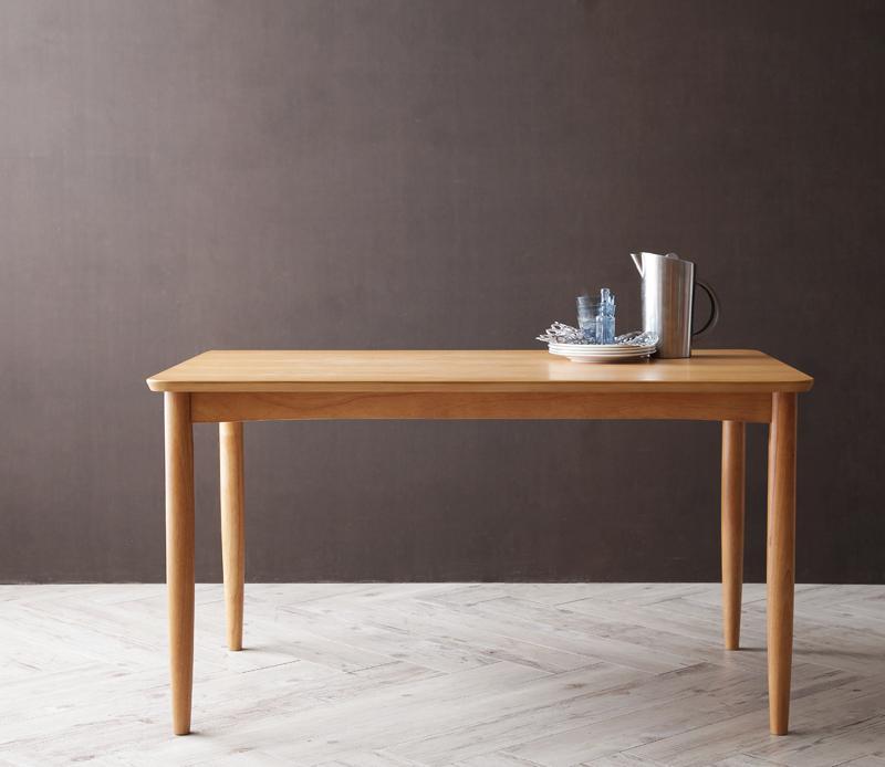 【単品】ダイニングテーブル 幅120cm【VIRTH】モダンデザインリビングダイニング【VIRTH】ヴァース モダンデザインテーブル(W120)