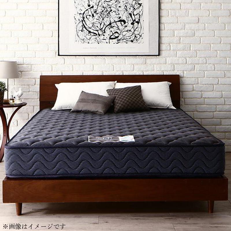 【スーパーSALE限定価格】フランスベッド 端までしっかり寝られる純国産マットレス プロ・ウォール セミダブル