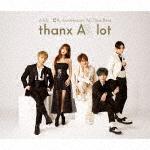 【ポイント10倍】AAA/AAA 15th Anniversary All Time Best -thanx AAA lot- (通常盤/デビュー15周年記念)<BR>[AVCD-96453]【発売日】2020/2/19【CD】